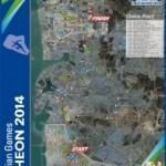 인천AG 마라톤 코스 '국제공인' 획득